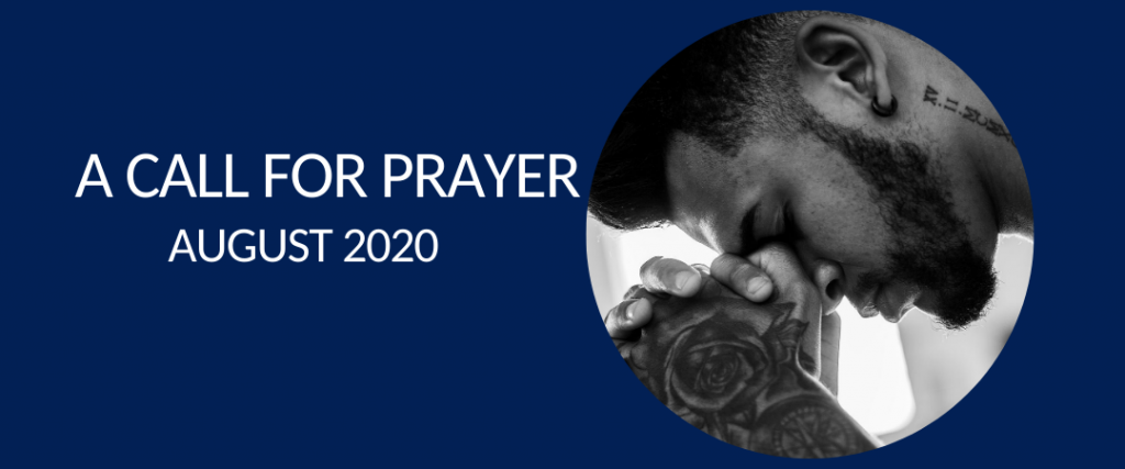 A call for prayer