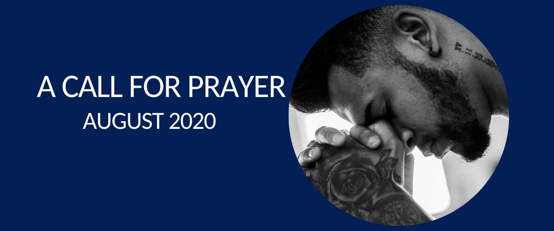 A call for prayer